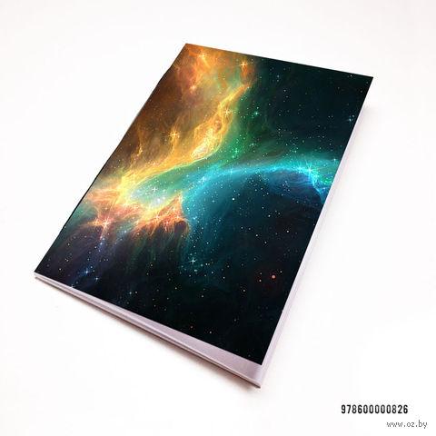 """Блокнот """"Космос"""" (А7; арт. 826) — фото, картинка"""