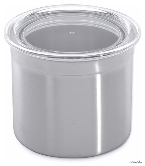 Банка для сыпучих продуктов металлическая (8х12 см)
