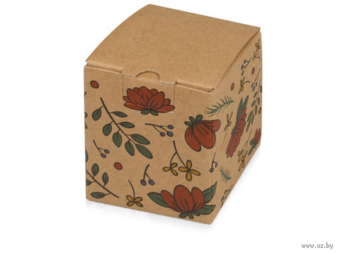 "Подарочная коробка ""Adenium"" (крафт) — фото, картинка"