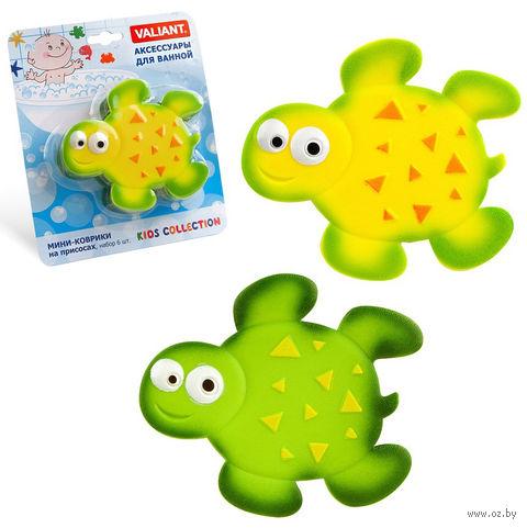 """Набор игрушек для купания """"Черепашка"""" (6 шт.) — фото, картинка"""