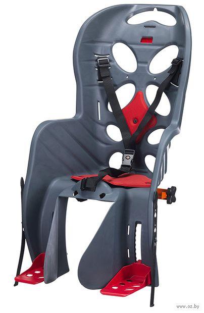 """Кресло велосипедное детское """"FRAACH Р"""" (тёмно-серое) — фото, картинка"""