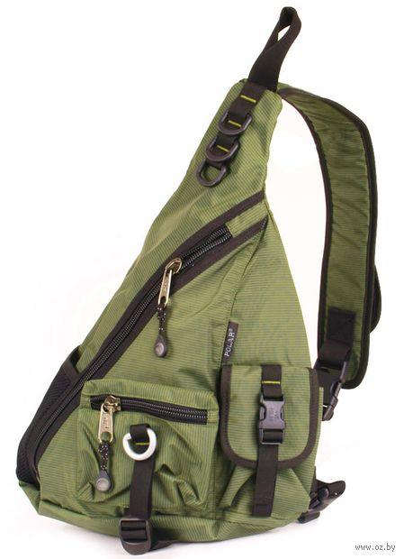 Рюкзак П1378 (11 л; хаки) — фото, картинка