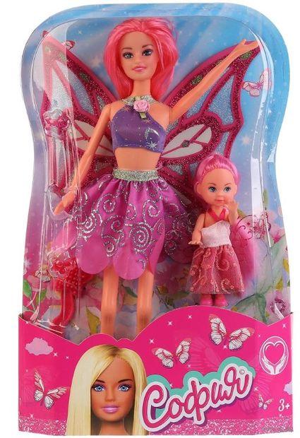 """Кукла """"София с маленькой принцессой"""" — фото, картинка"""
