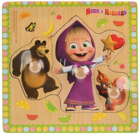 """Рамка-вкладыш """"Маша и Медведь"""" (арт. 20-1-1 (273) — фото, картинка"""