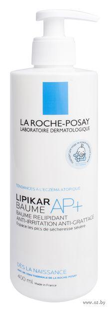 """Бальзам для тела """"Lipikar АP+"""" (400 мл) — фото, картинка"""