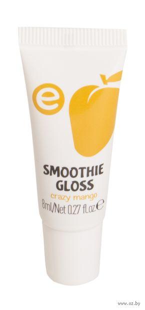 """Блеск для губ """"Smoothie Gloss"""" (тон: 01, желтый манго) — фото, картинка"""