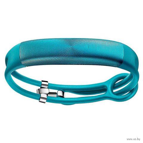 Фитнес-браслет Jawbone UP2 Turquoise Circle Rope — фото, картинка