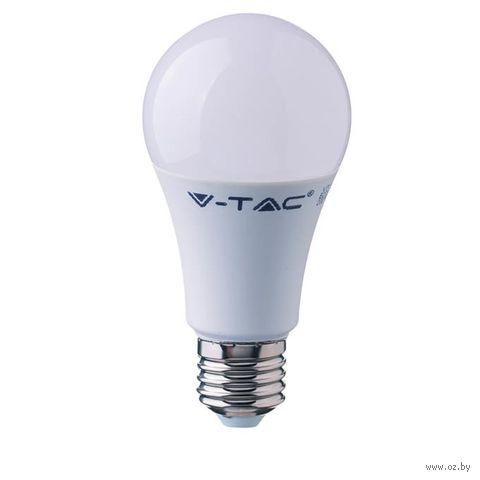Светодиодная лампа V-TAC VT-2099 9 ВТ, А60, Е27, 4000К — фото, картинка