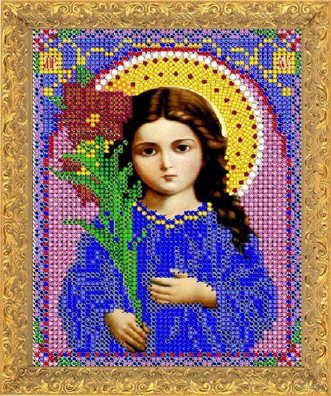 """Вышивка бисером """"Святая Богородица. Трилетствующая"""" (арт. 8365М)"""