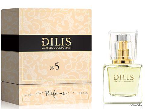 """Духи """"Dilis Classic Collection №5"""" (30 мл) — фото, картинка"""