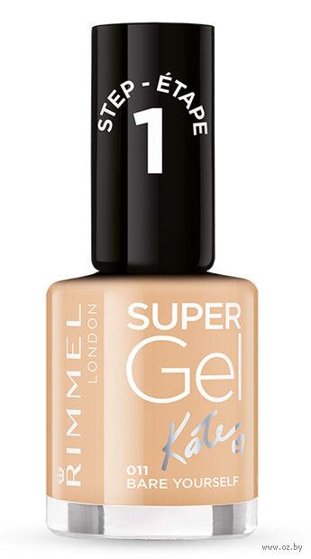 """Гель-лак для ногтей """"Super Gel"""" (тон: 011)"""
