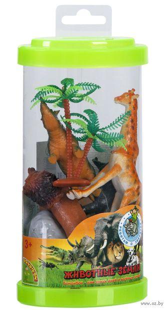 """Набор фигурок """"Животные Земли"""" (арт. ВВ1640) — фото, картинка"""