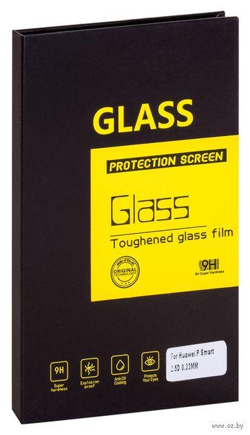 Защитное стекло Biggo для Huawei P Smart — фото, картинка