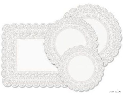 Набор декоративных салфеток под торт (6 шт.)