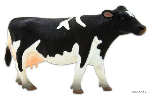 """Фигурка """"Animal Planet: Гольштинская корова"""" (6 см)"""