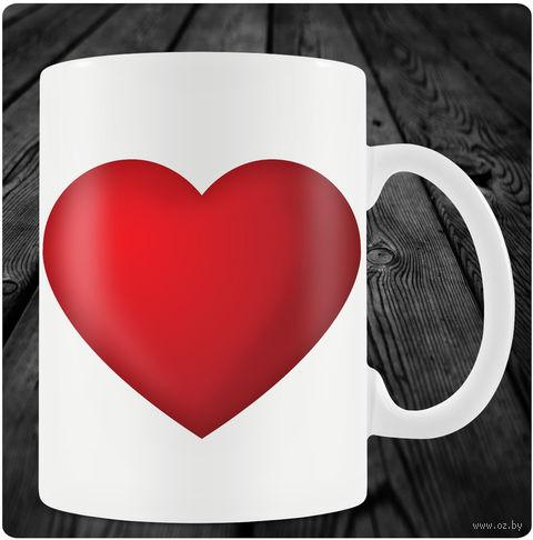 "Кружка ""День святого Валентина"" (арт. 35) — фото, картинка"