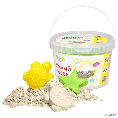 """Набор для лепки из песка """"Умный песок"""" (2 кг) — фото, картинка"""