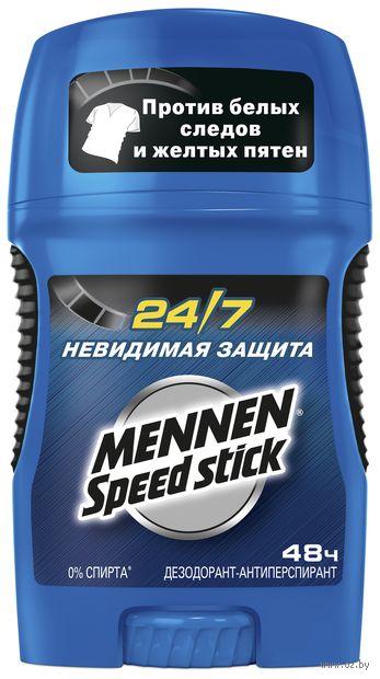 """Дезодорант-антиперспирант для мужчин """"Невидимая защита. 24/7"""" (стик; 50 г) — фото, картинка"""