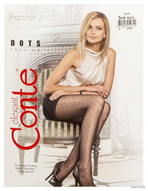 """Колготки женские фантазийные """"Conte. Dots"""" — фото, картинка"""