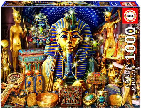 """Пазл """"Сокровища Египта"""" (1000 элементов)"""