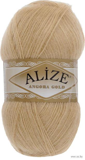 "Пряжа ""ALIZE. Angora Gold №65"" (100 г; 550 м) — фото, картинка"