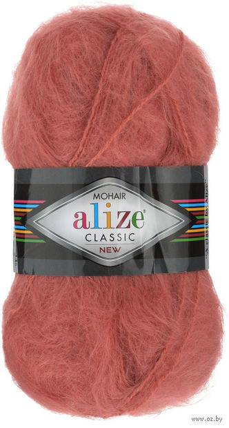 ALIZE. Mohair Classic №154 (100 г; 200 м) — фото, картинка
