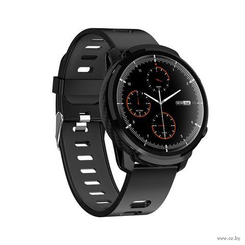 Умные часы SOVO SW08 (черные) — фото, картинка