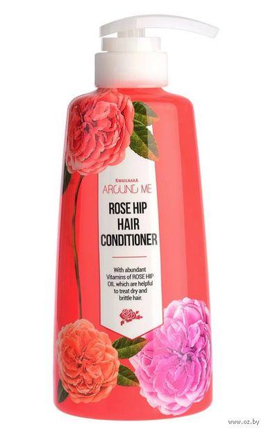 "Кондиционер для волос ""Around Me Rose Hip Hair Conditioner"" (500 мл) — фото, картинка"