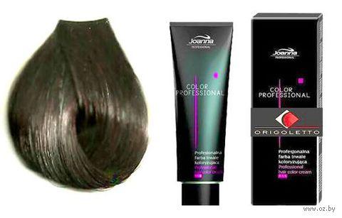 Краска для волос Joanna Color Professional (тон: 4, коричневый)