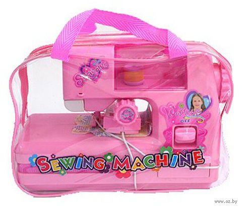 """Игровой набор """"Швейная машинка в сумочке"""""""