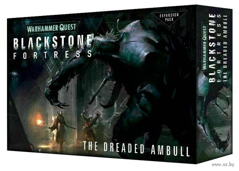 Warhammer Quest. Blackstone Fortress. The Dreaded Ambull (дополнение; BF-02-60) — фото, картинка