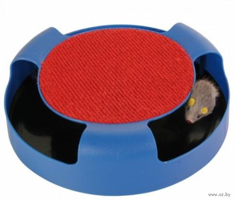 """Игрушка для кошек """"Слови мышку"""" (диаметр 25 см)"""