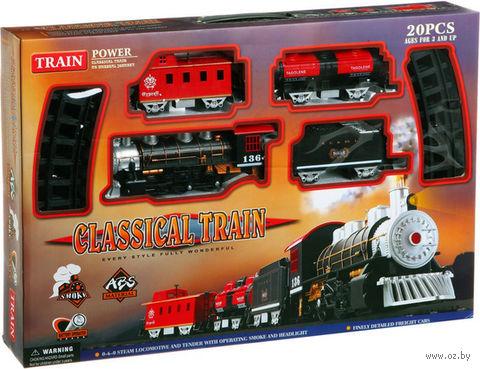 "Железная дорога ""Classical Train"" — фото, картинка"