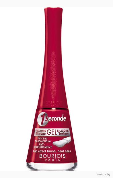 """Лак для ногтей """"1 seconde"""" (тон: 11, красный)"""
