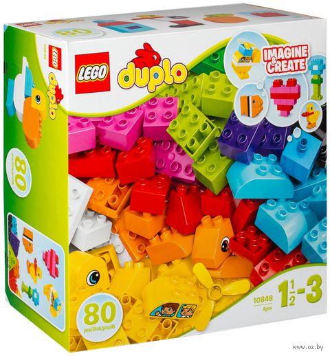 "LEGO Duplo ""Мои первые кубики"" — фото, картинка"