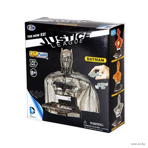 """Пазл """"3D Puzzle. Бетмен полупрозрачный"""" (72 элемент)"""