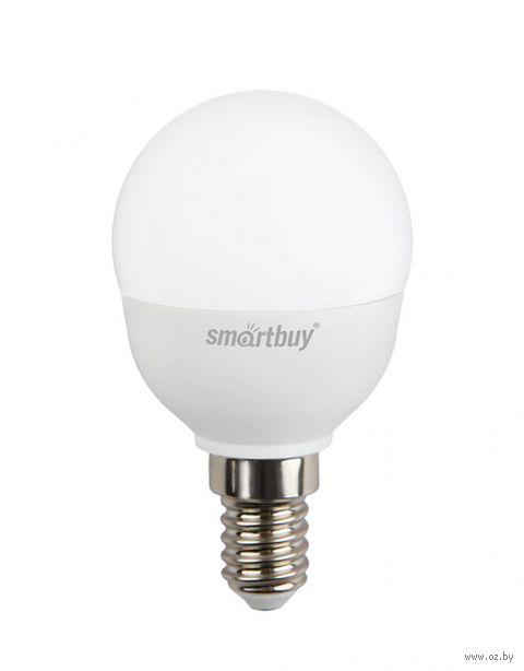 Лампа светодиодная LED P45 07W/4000/E14