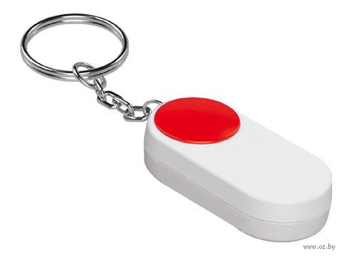 """Брелок-футляр для таблеток """"Pill"""" (красный)"""