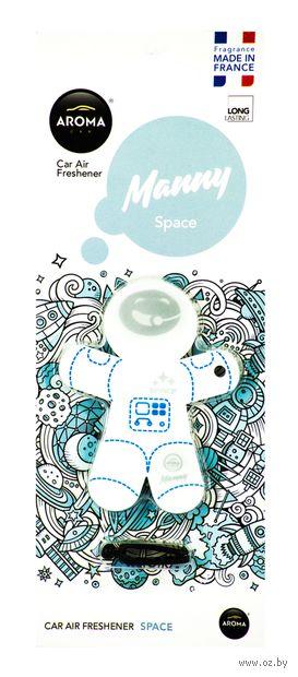"""Ароматизатор """"Manny"""" (space) — фото, картинка"""