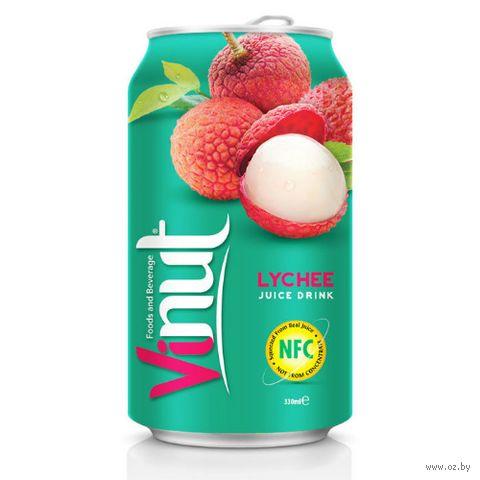 """Напиток """"Vinut. Личи"""" (330 мл) — фото, картинка"""