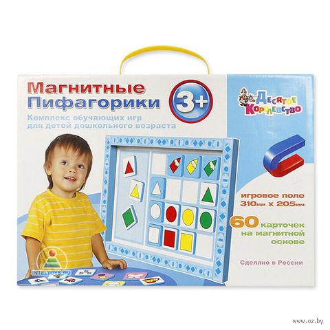 """Набор магнитов """"Магнитные Пифагорики - 1"""""""