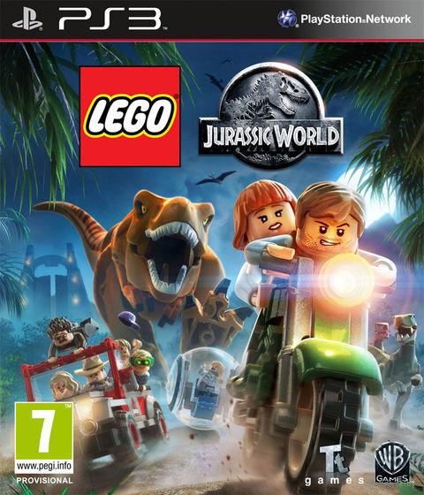 LEGO Мир юрского периода (PS3)
