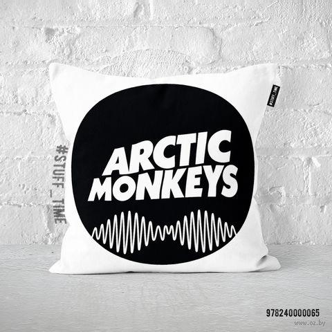 """Подушка """"Arctic Monkeys"""" (арт. 065)"""