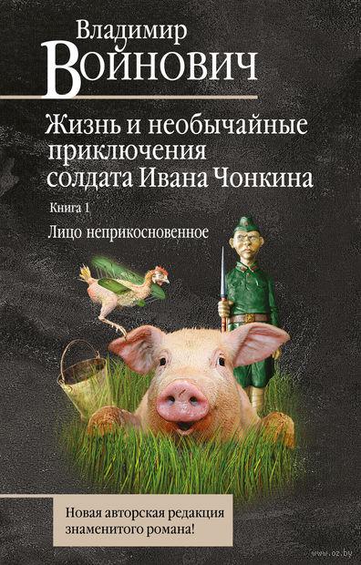 Жизнь и необычайные приключения солдата Ивана Чонкина. Книга 1. Лицо неприкосновенное (м) — фото, картинка