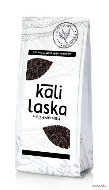 """Чай черный листовой """"Kali Laska"""" (100 г) — фото, картинка"""