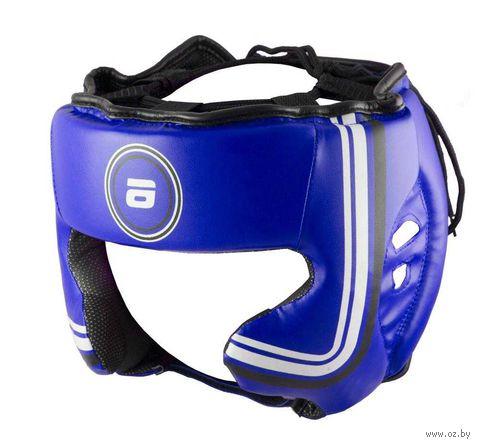 Шлем боксёрский LTB-16320 (S; синий) — фото, картинка