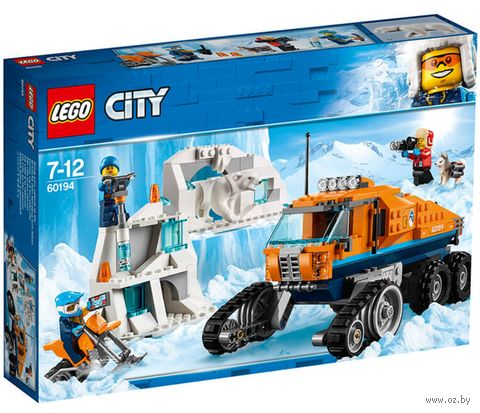 "LEGO City ""Грузовик ледовой разведки"" — фото, картинка"