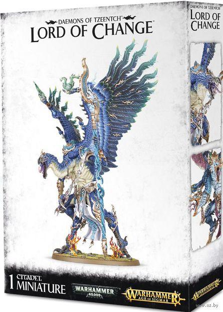 Warhammer Age of Sigmar. Daemons of Tzeentch. Lord of Change (97-26) — фото, картинка