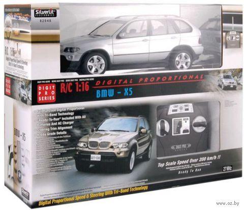 """Модель машины на радиоуправлении """"BMW X5"""" (масштаб: 1/16)"""