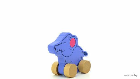 """Каталка """"Слон"""""""